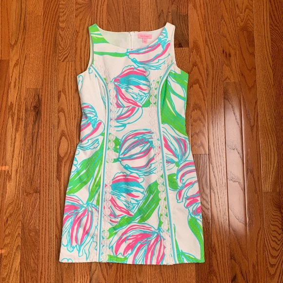Lilly Pulitzer Dresses & Skirts - Lilly Pulitzer Size 0 Shift Dress